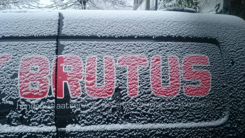 Brutus uitlaatservice gesloten